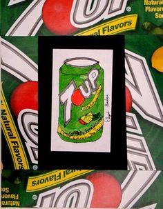 Soda Pop Art