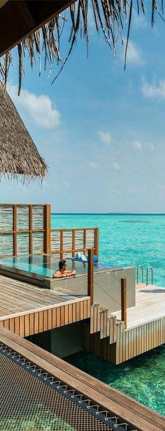 Four Seasons Resort....Maldives