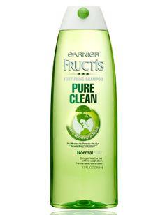 Garnier - Fructis - Pure Clean - Fortifying Shampoo