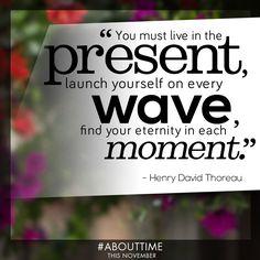 #HenryDavidThoreau #Quotes #AboutTime