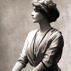 Coco Chanel at age 23