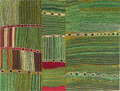 morna:    Australian Aboriginal artist Maringka Baker - Kuru Ala.