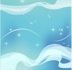 Winter Sky Star Background Vector @freebievectors