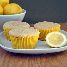 Lemon Ricotta Muffins @alidaskitchen