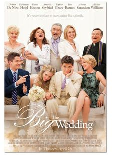 Win The Big Wedding Movie prize package!