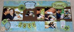 Scraplifter Designs - PROJECT Life - 365: Our New Family - Let's Scrap Challenge 127 & Scrap Our Stash Challenge - Jessica Navarro