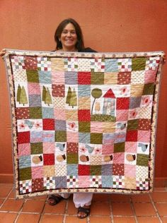 Luna Patch: Quilt The world as it should be