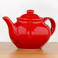 I love teapots