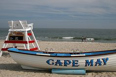 vacation spots, favorit place, memori, summer vacations, capes, beach, families, boat, new jersey
