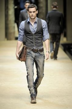 Art male fashion | Tumblr smart-casual-business-casual
