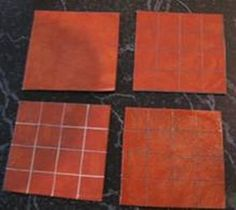 Floor Tiles for your Dollhouse