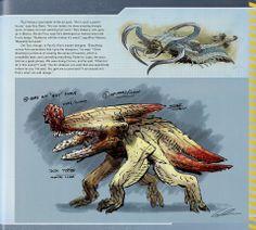 Pacific Rim Concept Art by Kaiju