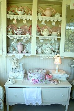 lovely collection & display