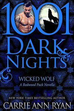 Cover, Blurb, and Pre-Order Reveal: WICKED WOLF part of @1001DarkNights Coming Jan 13th, 2015! http://amzn.to/1tQt3Dw