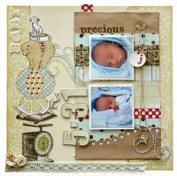 A Project by Julia S from our Scrapbooking Gallery originally submitted 06/01/10 at 06:21 AM