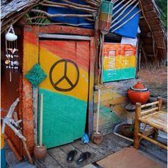 Hippie shack!!