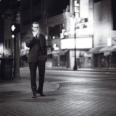Ryan Gosling for GQ November 2007, by Nathaniel Goldberg.