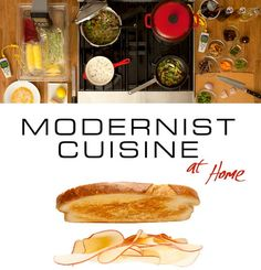 Coming This October: Modernist Cuisine... For Home Cooks (and Way Cheaper!)