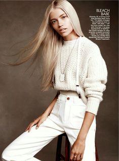 christians, teen vogue, christian macdonald, style, blondes, white, fashion editorials, vogue magazine, hair