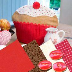 craftabl sew, sewing kits, sewing projects, cupcak tea, cupcakes, christma list, christma idea, sew inspir, tea cosies