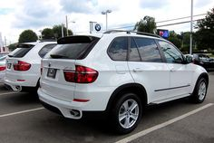 BMW X5 Alpine White