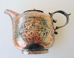 Antique Persian Medium Copper Tea Pot | eBay