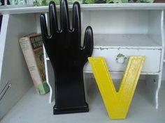 """""""V"""" for the alphabet wall"""