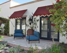 patio design, black doors, covered patios, sliding doors