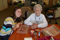 Doing More.Together.: Adopt-a-Grandparent: A Mutually Beneficial Relationship. (Ripon College OCE)