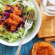 Asian Ginger Carrot Dressing — Punchfork