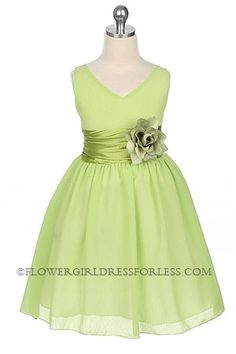 Flower Girl Dress - different color