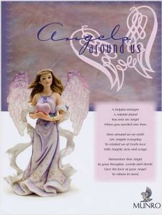 Heavenly Angels Around Us