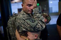 a soldier's sacrifice