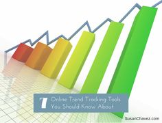 7 Online Trend Tracking Tools You Should Know About  #socialmedia