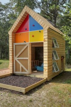 Coolest playhouse ever