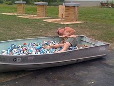 Fuck fishing, drink beer! #fishing #ftw #yolo #quotes #gone fishing drink, quot