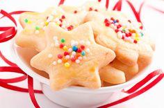 Twinkle Twinkle little star sugar cookie