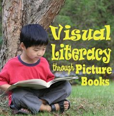 All elementary-aged kids can benefit from reading picture books. See our #LearningToolkit blog for ideas on enhancing your child's visual #literacy.
