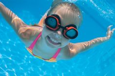 Inference: Where is this girl? How do you know? inference pictures, swim lessons, writing prompts, summer activities, summer sports, infer pictur, pools, swimming, kid