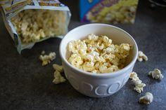 Even the kids can make popcorn using this app. #perfectpop #goodbyeburnedpopcorn #sponsored