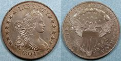 1804 Silver Dollar - King of American Coins