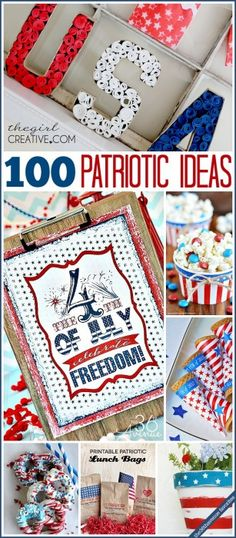 The 36th AVENUE | Fourth Of July Free Printable and Blog Hop