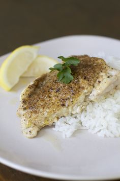 Curried Chicken Breasts - Click for Recipe