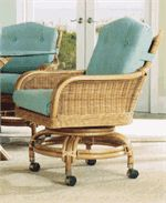 Bodega Bay Caster Dining Chair