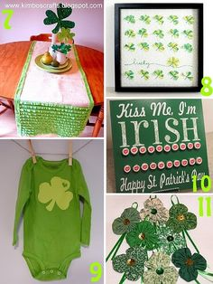 St. Patty's Day Crafts