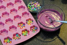 Kid-Friendly Homemade Easter Flower Candy