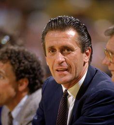 Former NBA Coach Pat Riley.