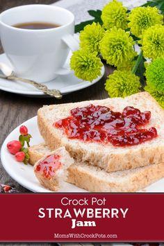 Crock Pot Strawberry Jam Recipe MMM....