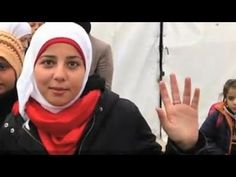 """First Hand Account - """"Hearts left in Syria""""    ---   Hala, a 16-year-old Syrian, describes her experiences living in Akcakale refugee camp in Turkey.    For more information about UNICEF's work in that region, please visit: http://www.unicef.org/infobycountry/Turkey_67847.html"""