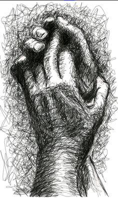 Sketch after Henry Moore